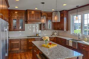 Image: TTS Granite, Kitchen Countertops, Preparation